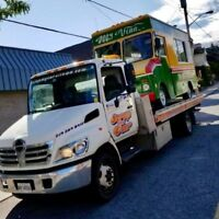 Busy towing company seeking EXPERIENCED tow truck driver