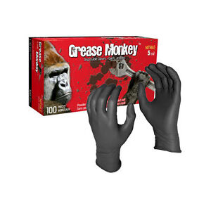 Grease Monkey Textured Gloves - All Sizes
