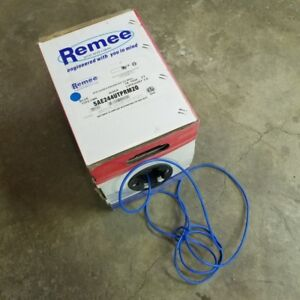 1000' Box - Remee 4 PR/24 AWG Cat 5 E Cable