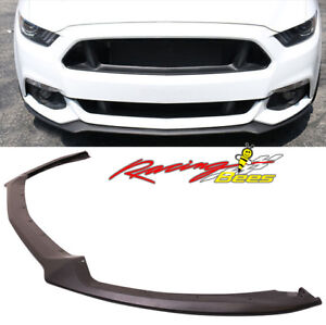 2015-2017 Ford Mustang OE Style Front Lip Polyurethane