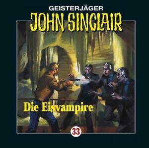 John Sinclair 33 Die Eisvampire (2005, Hörspiel)