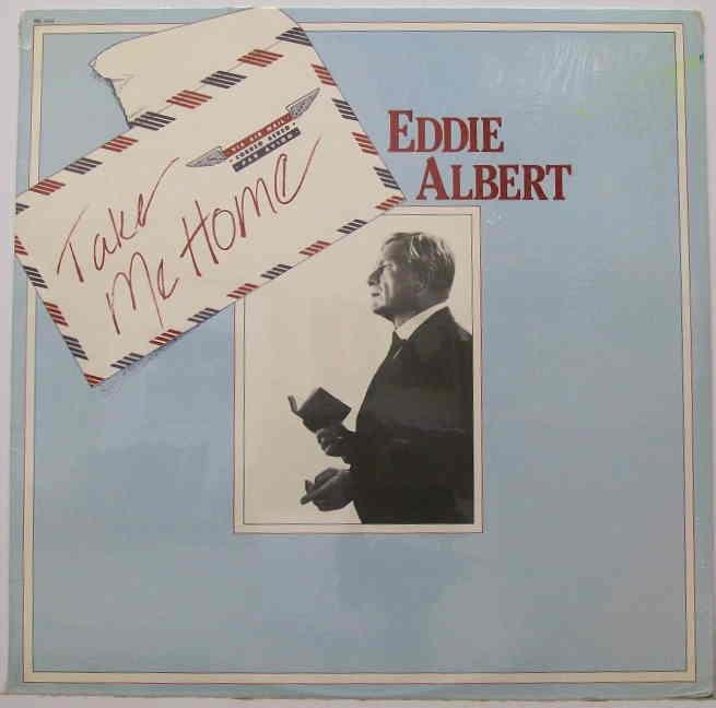 Eddie Albert - Take Me Home - LP