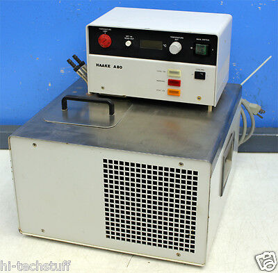Haake A80 Temperature Controlled Circulating Water Bath Circulator 000-7126