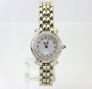 Womens Movado Gold Watch