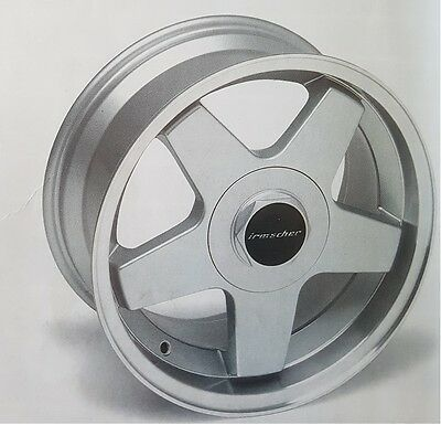 Original Irmscher Felgensatz 5 Stern Vectra A Calibra 7 x 16 ET 42