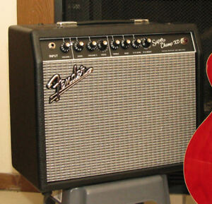 Fender Superchamp xd