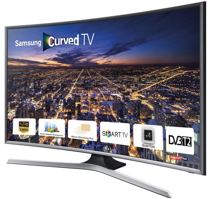 samsung 55 inch smart tv. samsung ue55j6300 55 inch smart curved wifi built in full hd 1080p led tv - with tv