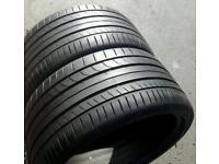 Bmw tyres 2x bridgestone potenza 255 30 r19