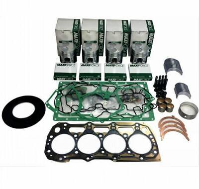 Ford 1920 Tractor Shibaura N844 4 Cyl Diesel Engine Overhaul Rebuild Kit