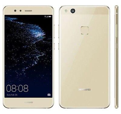 HUAWEI P10 LITE 32GB GOLD ORO 4GB RAM GARANZIA 24 MESI ITALIA NO BRAND 32 GB