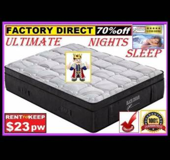 New Mattress- World's Best Mattress! Rent To Keep Option.