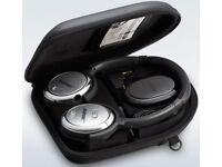 BOSE quiet comfort 3 Quality Headphone Superb Noise Reduction EXCELLENT sound