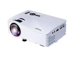 """BRAND NEW PROJECTOR & 120"""" ELECTRIC SCREEN"""