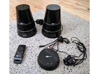 Wi-fi speakers