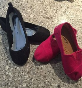 Girl's shoes size 13-1