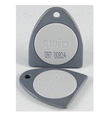Kt-awid Awid Kt Fobs 26 Bit 30 Pack Access Control Proximity Card Key Tag
