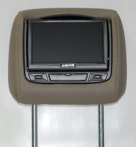 Chevy Silverado Dvd Headrest   Autos Post
