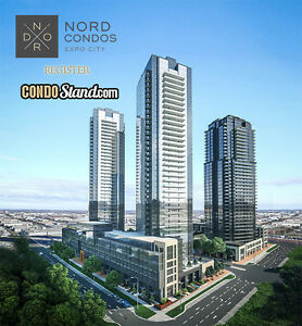 NORD WEST CONDOS VAUGHAN JANE & HWY 7 ( VIP PRIORITY ACCESS )