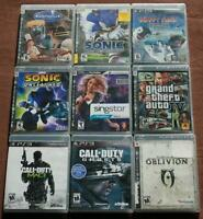 Playstation 3 / PS3 Games & Accessories