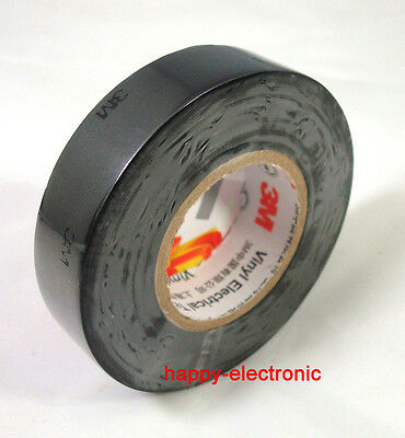 Vinyl Electrical Tape Insulation Adhesive Tape 3m 1600
