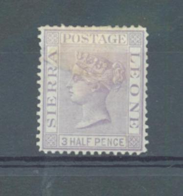 Sierra Leone 1876 perf 14 sg.18 MH