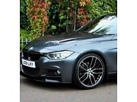 WANTED FULL FRONT FOR M SPORT BMW F30 IN GREY
