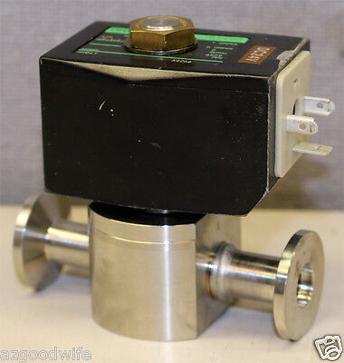 Ckd Corporation Hvb41 High Vacuum Solenoid Valve Hvb41 Series Hvb41-8p-5-24vdc