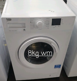 Beko 8kg washing machine free delivery in Nottingham