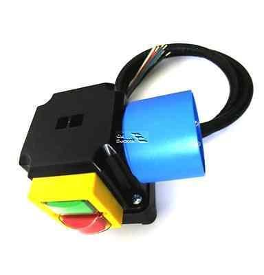 Sicherheitsschalter-Stecker bis 3kW Bremselektronik für Kreissägen, Häcksler
