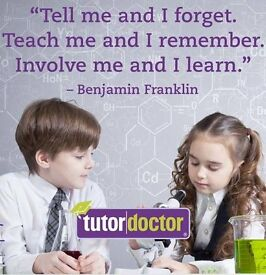 Primary and 11+ Tutors Urgently Required -- Part-Time - Good Rates of Pay - Immediate Start