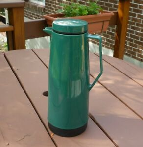 Vintage Thermos Carafe/Server-Hot or Cold