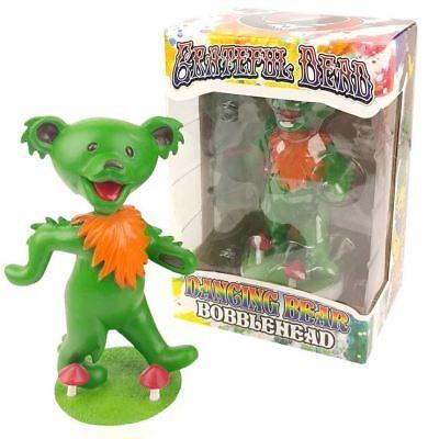 - Grateful Dead Green Dancing Bear Bobblehead