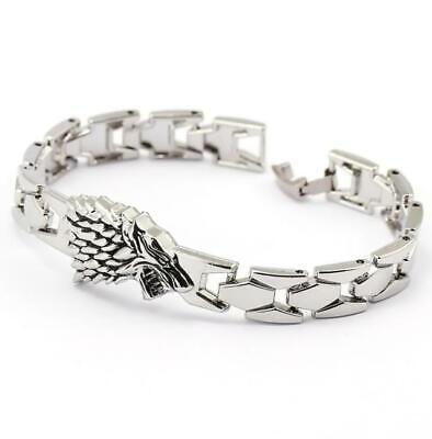 US! Game of Thrones Bracelet House Stark Metal Wristband Bangles Wholesale](Game Of Thrones Wholesale)