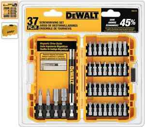 DeWalt 37 pc BRAND NEW Magnetic Drive Case