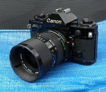 canon 35mm film camera A1