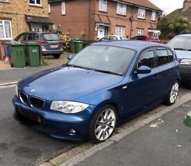 BMW 1 series please read