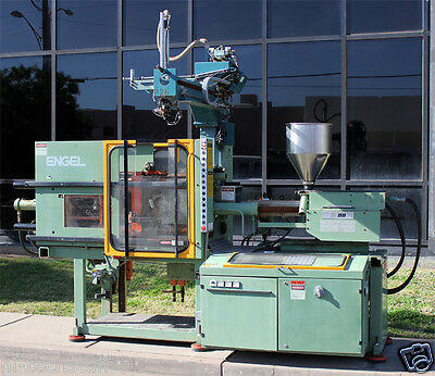 Engel Es24080 80-ton Injection Molding Machine 5.2oz