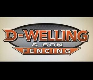 D.Welling and son fencing