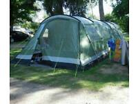 Outwell Montana 6 Tent with Front Awning