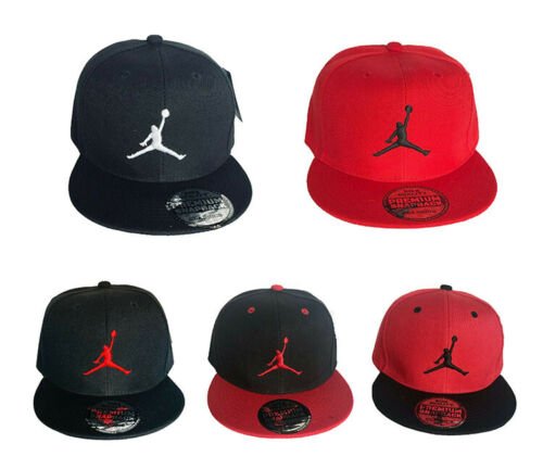 NEW Mens Jordan Baseball Cap Snapback Hat Multi Color Adjustable