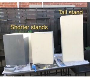Plinth Display Stand Market Stall Trade Show Wedding Pedestal Party Windsor Stonnington Area Preview