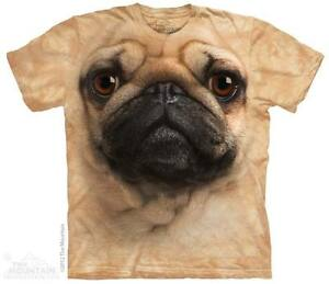 New-PUG-FACE-Youth-T-Shirt