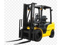 Fork lift wanted counterbalance