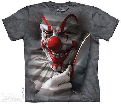 Evil Clown (New The Mountain Evil Clown Cut T)