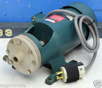 Reliance Electric Co. Duty Master AC Motor Pump ¾ HP 208/230/460V A77R1869M