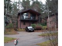 Beautiful Craigendarroch timeshare villa with stunning views of the royal deeside