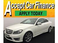 Mercedes-Benz C220 AMG FROM £77 PER WEEK!