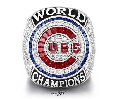 Chicago Cubs World Series Rings