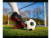 Football player is looking for a team to joing