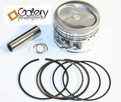 YAMAHA YTM225DR/DX Tri-moto  83-86 Piston and Ring Kit  Standard Stock 70mm